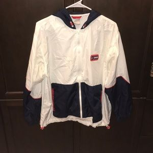 Vintage Nike Windbreaker Men's Large
